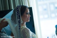 Westchester, New York Fusion Indian Wedding by Jay Seth Photography