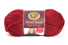 Lion Brand® Wool-Ease® Thick & Quick® Yarn Bonus Bundle in Russet Baby Beanie Crochet Pattern, Crochet Baby Booties, Crochet Blanket Patterns, Baby Blanket Crochet, Scarf Crochet, Lion Brand Wool Ease, Lion Brand Yarn, Beginner Crochet Projects, Crocodile Stitch