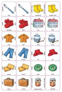 Paddington memory game