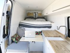 """553 Likes, 21 Comments - Vanlife Diaries (@vanlifediaries) on Instagram: """"VAN FOR SALE! @mobii.life is looking for a home for this 2014 Mercedes-Benz Sprinter with a 170""""…"""""""
