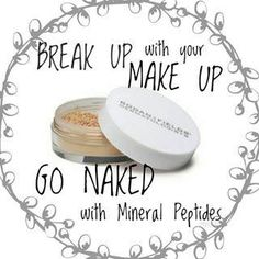 No makeup!?!! No problem. That's what a Rodan and Fields is all about. And our essential powder is priceless.