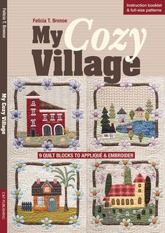 My Cozy Village—Kurumi Button Tutorial