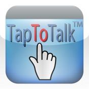 TapToTalk turns an iPhone™, iPad™ or iPod touch® into an augmentative and alternative communication (AAC) device.