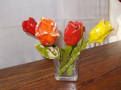 moje tulipany