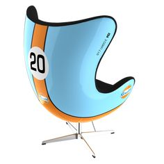Racing & Emotion Chairs! We Like!
