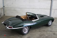 1967 Jaguar E-Type Series 1 4.2 OTS | eBay