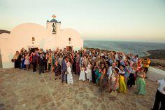 Μιχάλης & Βίβιαν / Ένας γάμος στη Δονούσα. - allREDy Blog