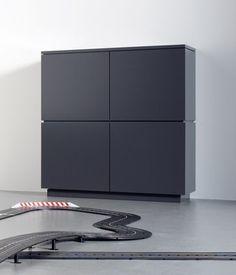 Simple cube interl bke Werner Aisslinger