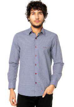 Camisa Du Côté Azul - Marca Dú Cotê