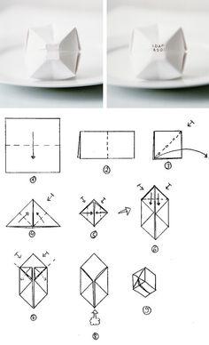 cubo de origami!