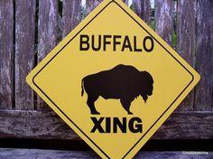 "Buffalo Trail x Crossing Cabin Lodge Decor ""Man Cave"" Sign | eBay"