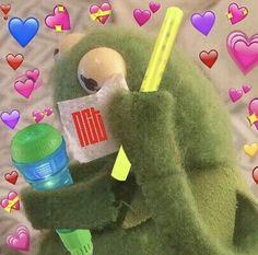 39 trendy Ideas for memes heart kpop nct Meme Pictures, Reaction Pictures, Taeyong, Sapo Kermit, Sapo Meme, Heart Meme, Cute Love Memes, Funny Kpop Memes, Kermit The Frog