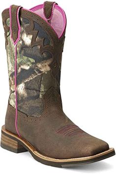 Ariat 12828 Women's Unbridled Boot Powder Brown/Camo 9 C US Ariat http://www.amazon.com/dp/B00JT2J6Y6/ref=cm_sw_r_pi_dp_iro3vb057TNS2