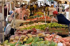 Haymarket Square Farmer's Market, Boston, MA. Every Friday & Saturday- you won't spend more than $12 and you won't be able to carry your bags!