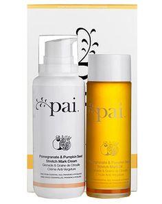 Pai Pomegranate & Pumpkin Seed Stretch Mark System - Pai Skincare