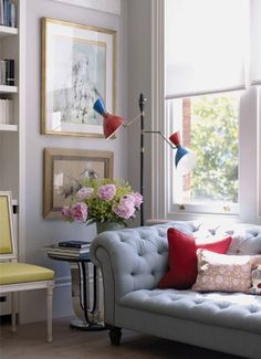Holly Becker, author of the bestselling book Decorate: 1,000 Inspirational Ideas for Every Room in Your Home and founder/editor of the wildly successful design blog Decor8, shares her insight with us on cultivating an inspired home.