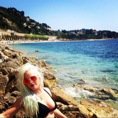 My trip to the French Riviera, such a beautiful place.