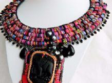 """collier """"Bali dancer"""""""