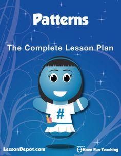Patterns Lesson Plan