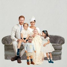 Prince Harry And Meghan Share An Adorable Picture Of Baby Archie After Christening Prince Harry Et Meghan, Meghan Markle Prince Harry, Princess Meghan, Harry And Meghan, Prince William Kids, Prince Charles And Diana, Lady Diana, Elizabeth Ii, Prinz Harry Meghan Markle