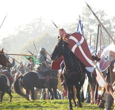 "Battle of Hastings: Winner Takes All 1066 And All That Redux Part Three ""This was a fatal day to England, and melancholy havoc was . Medieval, Chivalry, East Sussex, Melancholy, Middle Ages, Warfare, Battle, In This Moment, Armors"