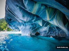 chile marble caves rio tranquillo