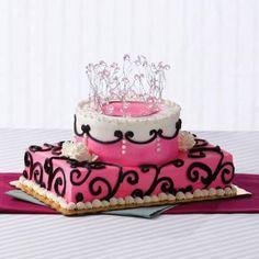 Food & Entertaining - Publix Bakery Selections - Decorated Cakes - Birthday Favorites - Sweet 16 Celebration
