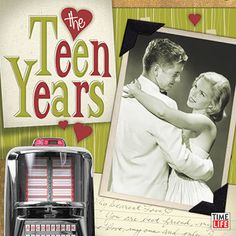 The Teen Years - Time Life (Pop Music)