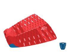 Grip Vice Farking.Grip de 2 piezas liso sin arco central.Dimensiones: Largo 30,5 cm x ancho superior 30 cm x ancho cola 15 cm.Cola de alto rendimiento. Materiales de gran resistencia.Tracción en forma de diamante. Fabricado con HK H2O Foam.Disponible en rojo.FarKing: Serious Surf AccesoriesEsta marca australiana situada en Burleigh Heads lleva años fabricando accesorios de gran calidad y siempre innovando con nuevos materiales. Es una de las marcas de mejor reputación en Australia.