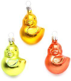 Inge Glas 55090 kleine Ente, Glasornament, mundgeblasen und handbemalt, 3-fach sortiert Inge-glas http://www.amazon.de/dp/B00BCK1EZW/ref=cm_sw_r_pi_dp_FsROub1Y7W4N3