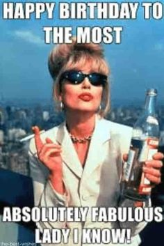 happy birthday memes to absolutely fabulous lady i know #happybirthdaymeme#birthdaymemes#happybirthdaymemefunny#happybirthdaymemesformen#happybirthdaymemeforwomen#happybirthdaymemesforwomenhilarious#birthdaymemefunny#birthdaymemesformen#birthdaymemeforwomen#birthdaymemesforwomenhilarious#hilariousmemes