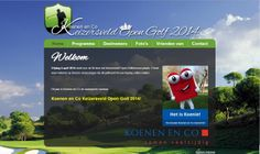 www.keizersveldopengolf.nl - Keizersveld Open Golf tournament provides golf tournaments for young and old