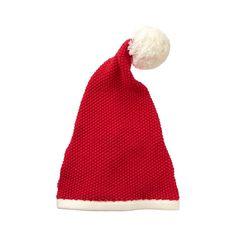 d9f9707d74d Baby Boy Crimson Santa Sweater Hat at JanieandJack