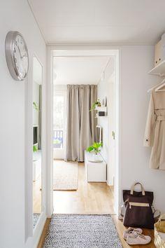 BoKlok show home. Photo: Skanska Kodit, www. Dream Apartment, Alcove, Ikea, Sweet Home, Bathtub, Interior, Standing Bath, Bathtubs, Ikea Co