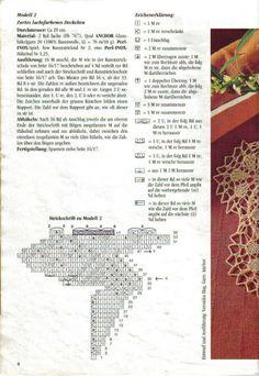 Diana Special - D 643 Strickdeckchen – Alex Gold – Picasa Nettalbum