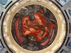 José Clemente Orozco es un icono de la cultura mexicana para el mundo quien contribuyó a que el arte monumental fuera valorado y considerado como tal.