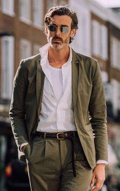 Richard Biedul: Meet Your New Style Icon Men Street, Street Wear, Mohair Suit, Infographic Comparison, Madrid, Renaissance Men, Well Dressed Men, Modern Man, Mens Suits
