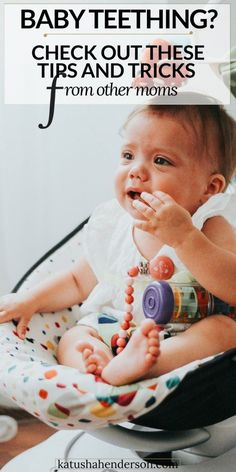 is your baby teething? check out these tips and tricks on how to relive teething and soothe a cranky baby and what products are worth it from myself and other moms who have been there done that.