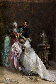 The First Born - Giacomo di Chirico. Eva's blog