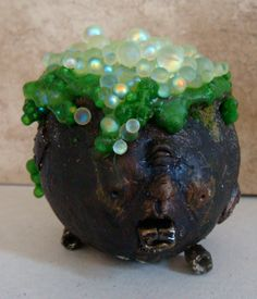 how to: making bubbles for cauldron