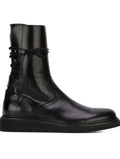 Ann Demeulemeester lace-up boots                                                                                                                                                                                 Plus