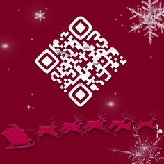 QR Code - Merry Christmas to all from me!
