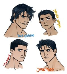 Dick Grayson! : Photo
