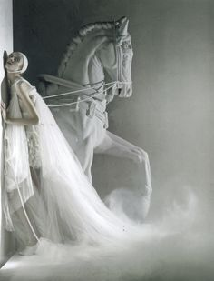 'A Magic World' by Tim Walker for Vogue Italia January