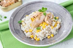 Are you looking for a quick and completely easy recipe with a balanced amount of protein, complex carbohydrates and healthy fats? Fit tuna rice with corn is then the right choic. Keto Peanut Butter Cookies, Peanut Butter Recipes, Rice With Corn, Tuna Rice, Healthy Fats, Healthy Recipes, Quinoa Bowl, Cook At Home, No Cook Meals