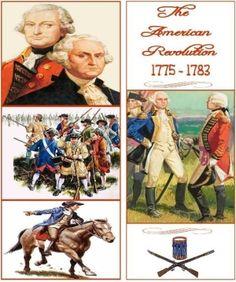 american revolution by cindyck