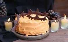 """""""Tarta Murciélago Para Halloween"""" en Nestlé Cocina #recetas #nestlecocina #menuplanner #cocina"""