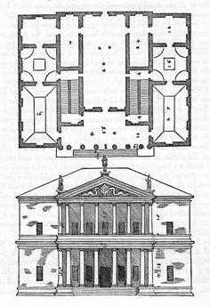 5) Villa Foscari, called 'La Malcontenta'; Malcontenta di