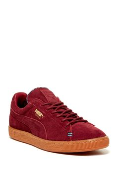 Puma Suede Classic Crafted Sneaker