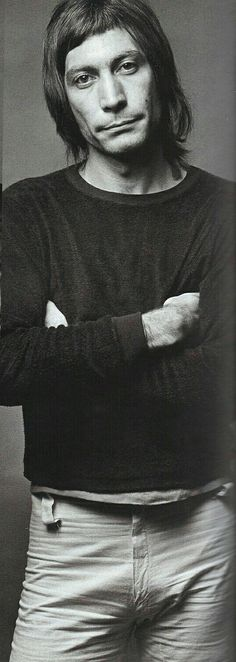 Charlie Watts, The Rolling Stones                                                                                                                                                      More